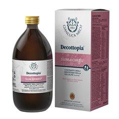 Tisanoreica Decottopia Slim Kombu Con Stevia 500 Ml