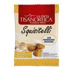 Tisanoreica Vita Squisitelli Al Parmigiano Reggiano