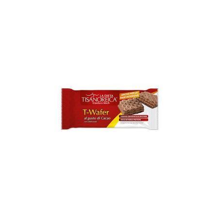 Tisanoreica Vita T-Wafer Intensiva Al Gusto Di Cacao
