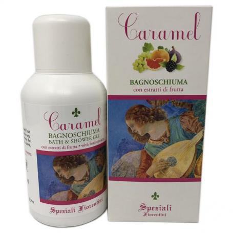 Derbe Speziali Fiorentini Bagnoschiuma Caramel 250 ml