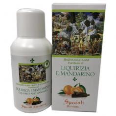 Derbe Speziali Fiorentini Bagnoschiuma Liquirizia e Mandarino 250 ml