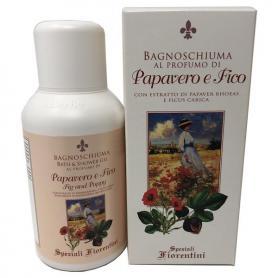 Derbe Speziali Fiorentini Bagnoschiuma Papavero e Fico 250 ml