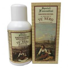 Derbe Speziali Fiorentini Bagnoschiuma The Nero 250 ml