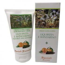 Derbe Speziali Fiorentini Crema Corpo Liquirizia e Mandarino 200 ml