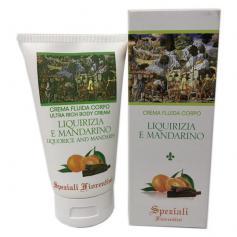 Derbe Speziali Fiorentini Crema Corpo Liquirizia e Mandarino 150 ml