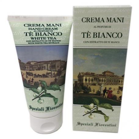 Derbe Speziali Fiorentini Crema Mani The Bianco 75 ml