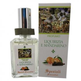 Derbe Speziali Fiorentini Profumo Liquirizia e Mandarino 50 ml