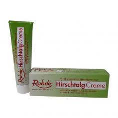 Rohde Hirschtalg Crema Grasso Di Cervo 100 ml