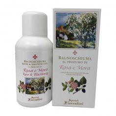 Derbe Speziali Fiorentini Bagnoschiuma Rosa e Mora 250 ml