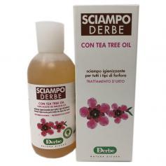 Derbe Vitanova Shampoo Igienizzante Antiforfora Tea Tree 200 ml