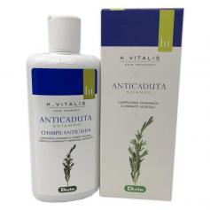 Derbe Vitanova Humusvitalis Shampoo Anticaduta 200 ml
