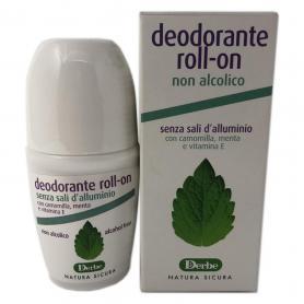 Derbe Corpo Deodorante Roll-On 50 ml