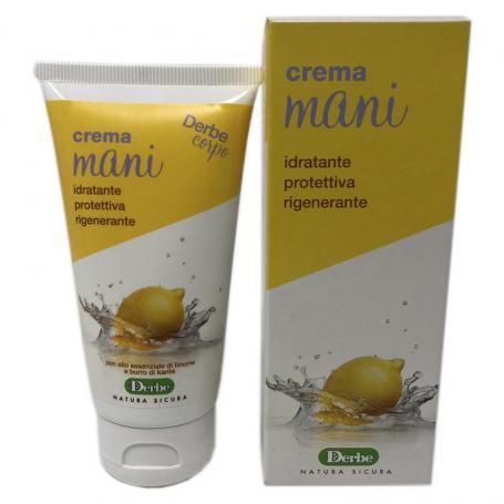 Derbe Crema Mani Limone e Burro Di Karite' 75 ml
