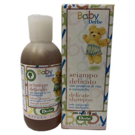 Derbe Seres Baby Shampoo 200 ml