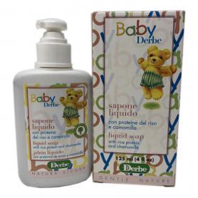 Derbe Seres Baby Sapone Liquido 125 ml