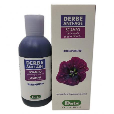Derbe Shampoo Biancoperfetto Capelli Bianchi 200 ml b560b202ab8c