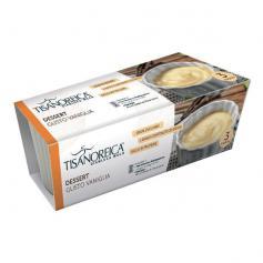 Tisanoreica Style Dessert Gusto Vaniglia 3X125 Gr