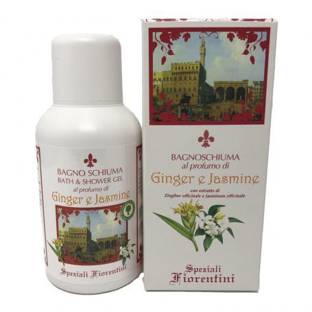 Derbe Speziali Fiorentini Bagnoschiuma Ginger e Jasmine 250 ml