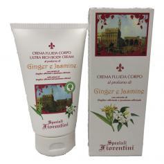 Derbe Speziali Fiorentini Crema Fluida Ginger e Jasmine 150 ml