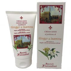 Derbe Speziali Fiorentini Crema Mani Ginger e Jasmine 75 ml