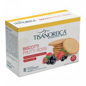 Tisanoreica Style Biscotti Ai Frutti Rossi