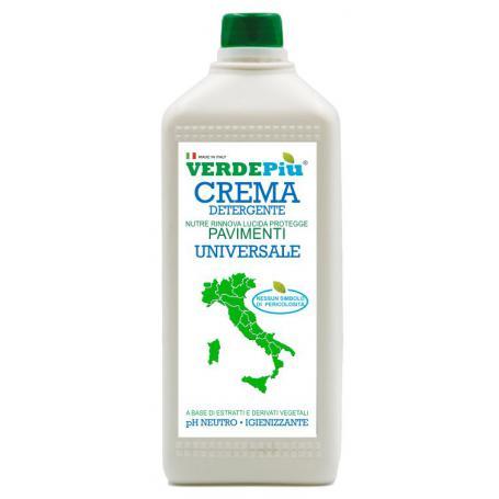 Verdepiù Crema Detergente Pavimenti Universale 1 Kg