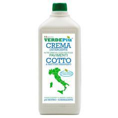 Verdepiù Crema Detergente Pavimenti Cotto 1 Kg