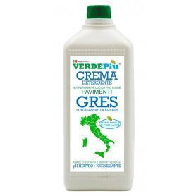 Verdepiù Crema Detergente Pavimenti Gres 1 Kg