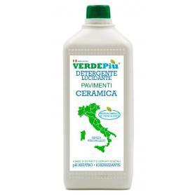 Verdepiù Detergente Lucidante Pavimenti Ceramica 1 Kg