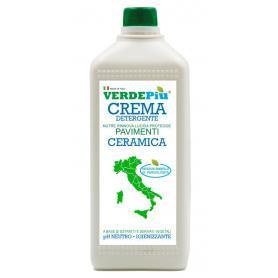 Verdepiù Crema Detergente Pavimenti Ceramica 1 Kg