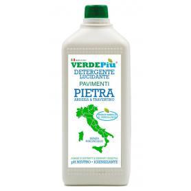 Verdepiù Detergente Lucidante Pavimenti Pietra 1 Kg