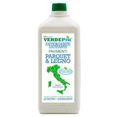 Verdepiù Detergente Lucidante Pavimenti Parquet & Legno 1 Kg