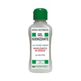 Pharmaverde Sapone Gel Igienizzante con Ipoclorito di Sodio 125 gr