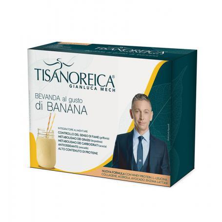 Tisanoreica Nuova Formula Bevanda Gusto Banana Senza Glutine