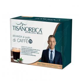 Tisanoreica Nuova Formula Bevanda Gusto Caffè Vegan Senza Glutine