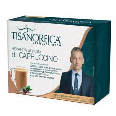 Tisanoreica Nuova Formula Bevanda Gusto Cappuccino Senza Glutine