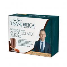Tisanoreica Nuova Formula Bevanda Dietetica Gusto Cioccolato Amaro Senza Glutine