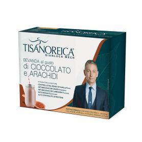 Tisanoreica Nuova Formula Bevanda Gusto Cioccolato e Arachidi Senza Glutine