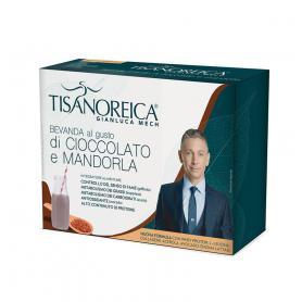 Tisanoreica Nuova Formula Bevanda Gusto Cioccolato e Mandorla Senza Glutine