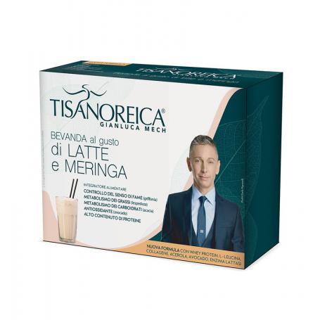 Tisanoreica Nuova Formula Bevanda Dietetica Gusto Latte e Meringa Senza Glutine