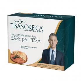 Tisanoreica Nuova Formula Preparato Base Pizza Senza Glutine