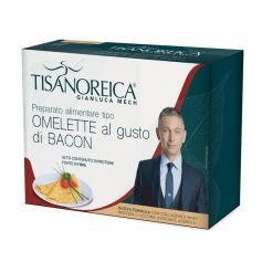 Tisanoreica Nuova Formula Preparato Omelette Gusto Bacon Senza Glutine