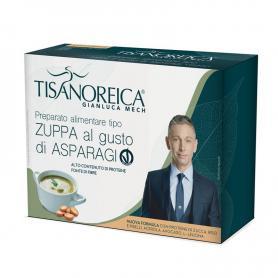 Tisanoreica Nuova Formula Zuppa Asparagi Vegan Senza Glutine