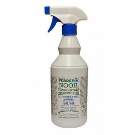 Verdepiù Nooil Superpulitore Igienizzante Superfici e Tessuti 750 gr